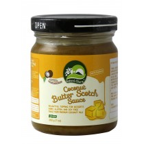 SALSA DE COCO SABOR BUTTER SCOTCH 200G