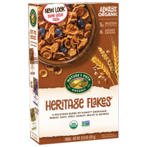 CEREAL HERITAGE ORGÁNICO 375G